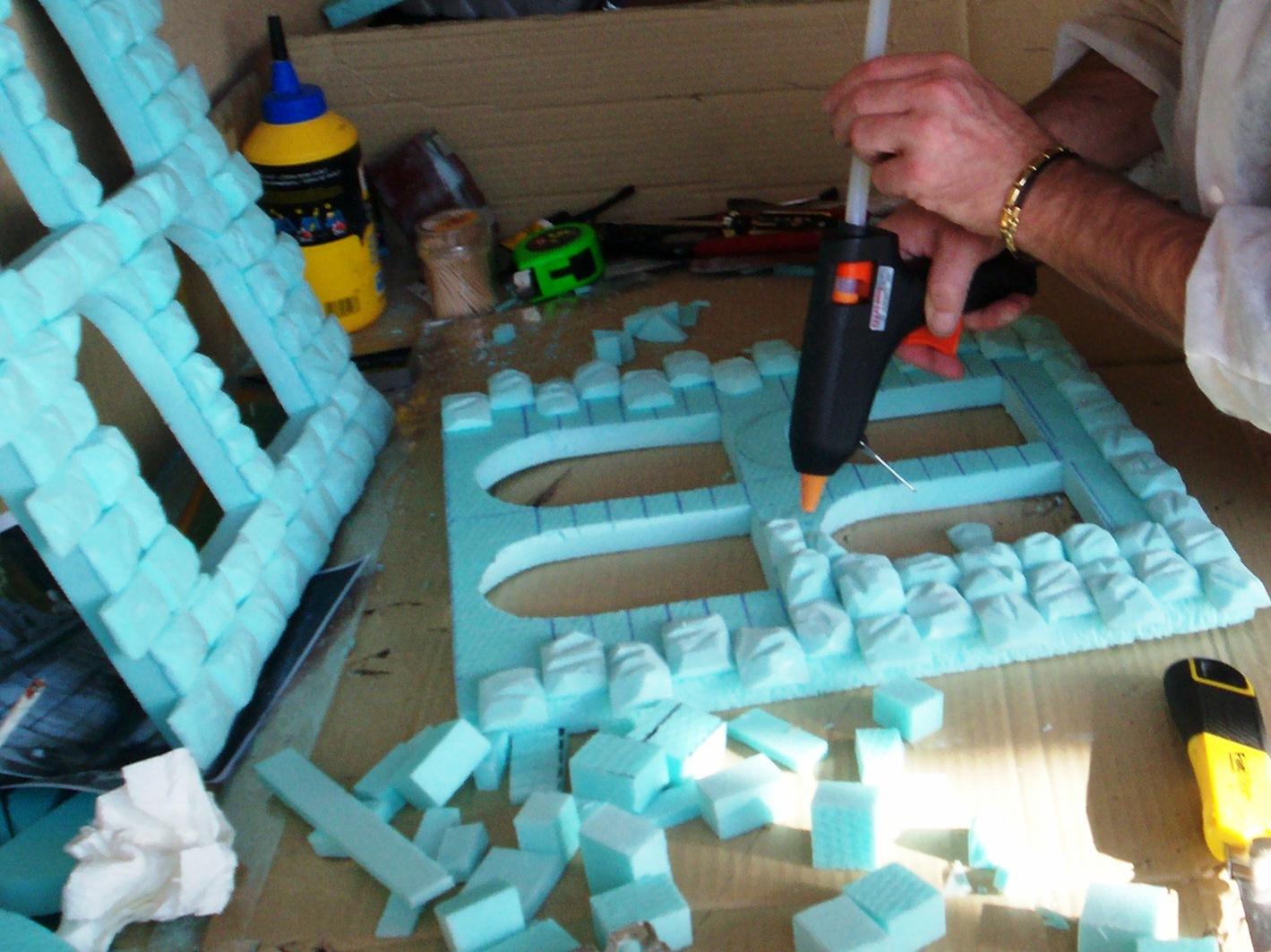 Strutture e architetture presepir - Costruire case in pietra ...